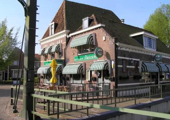 Café-Restaurant Sluiszicht