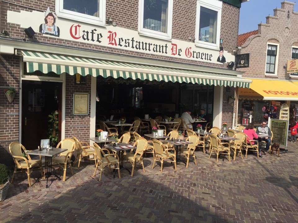 Cafe Restaurant De Groene