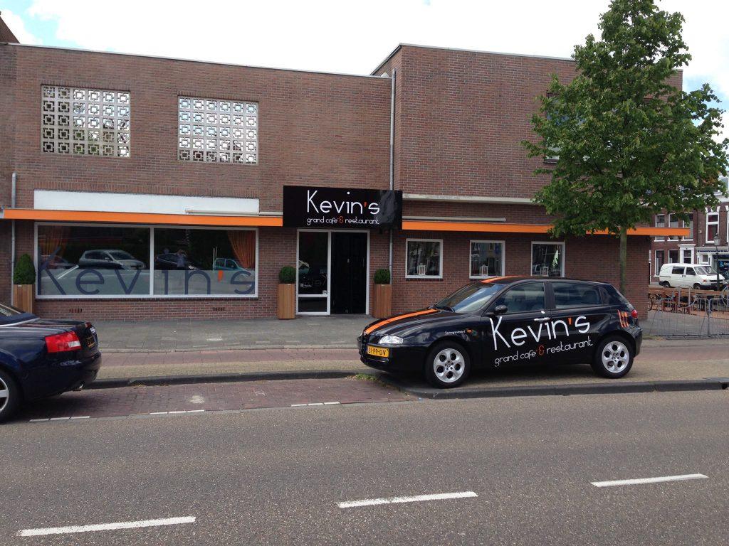 Kevin's grandcafé & restaurant