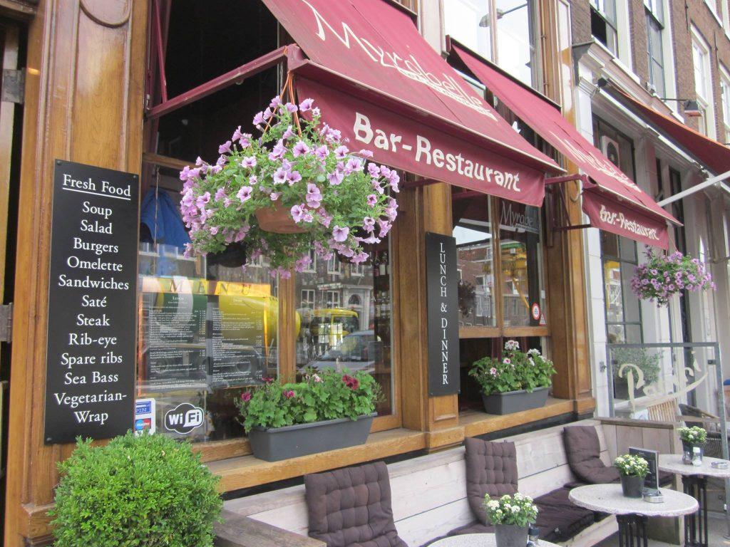 Eet- en drinkcafe Myrabelle