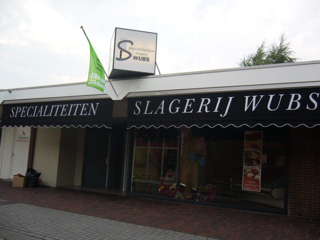 Slagerij Wubs