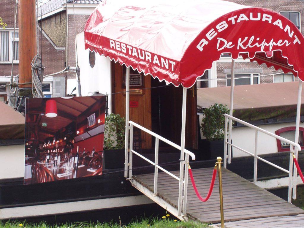 Restaurant en Pannenkoekschip De Klipper