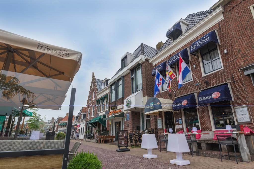Hotel en Pannenkoekenhuis De Waag