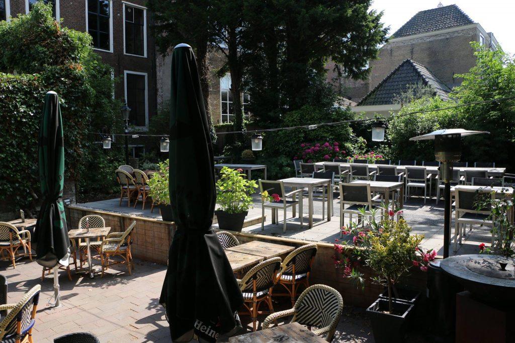 Eetcafé de Zwarte Ruiter op 't Witte Paart