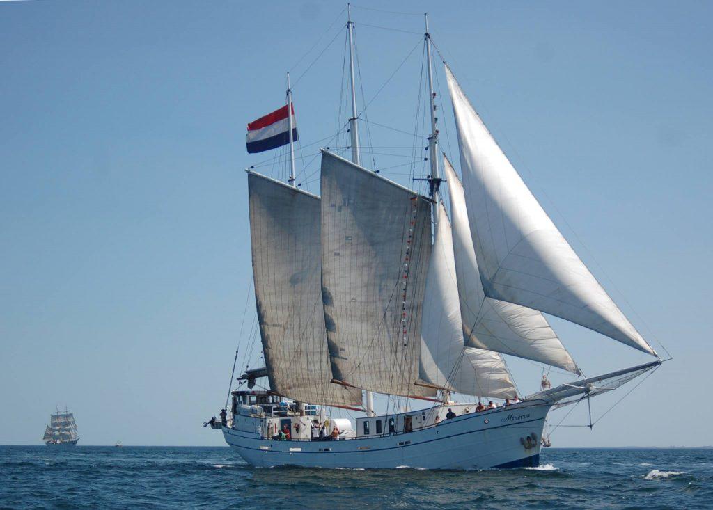 Tall Ship Minerva