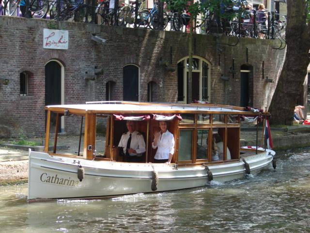 Salonboot Catharina
