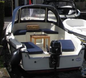 Luxe motorboot