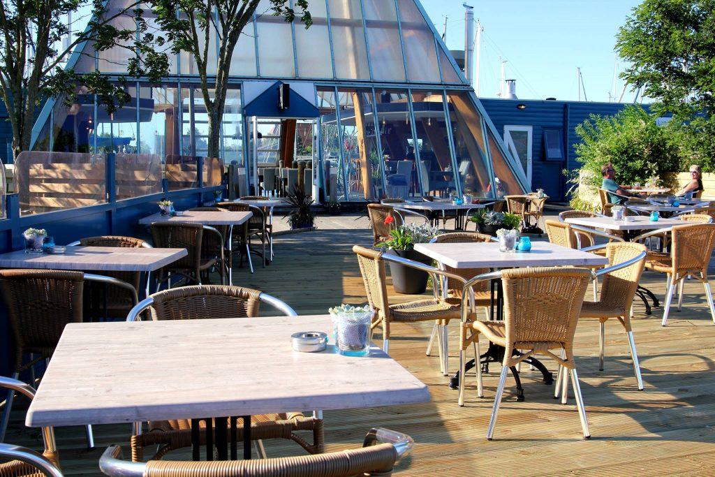 Havencafe Restaurant de Pyramide