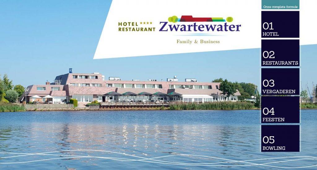 Hotel en Restaurant Zwartewater