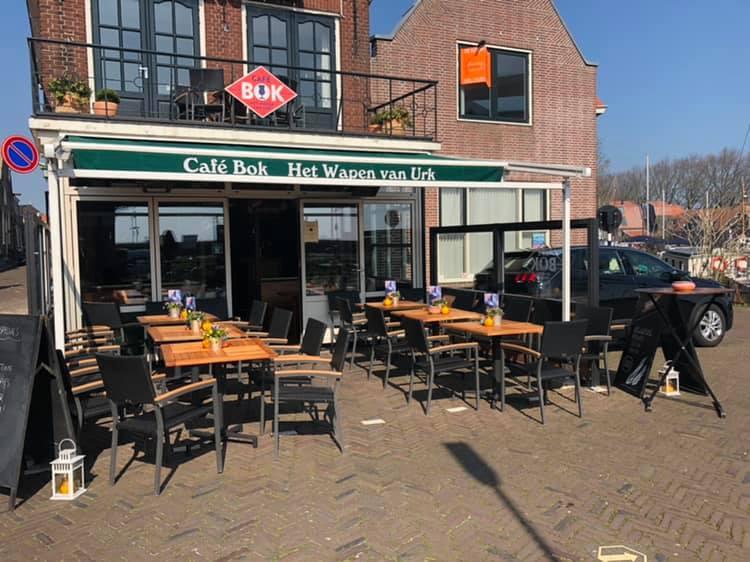 Het Wapen van Urk Café Bok