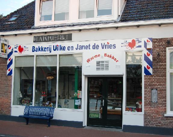 Bakkerij U. de Vries