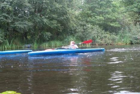 Fluister- motorboot