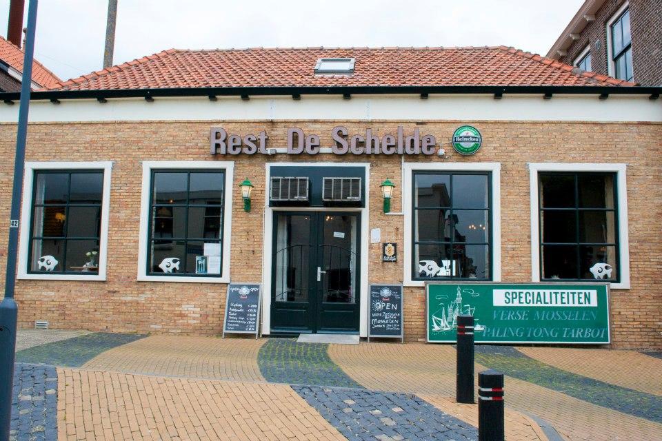 Visspecialiteitenrestaurant De Schelde