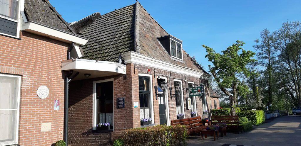 Geertien Hotel Cafe Restaurant