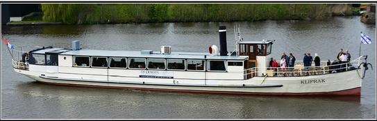 Salonboot Klifrak