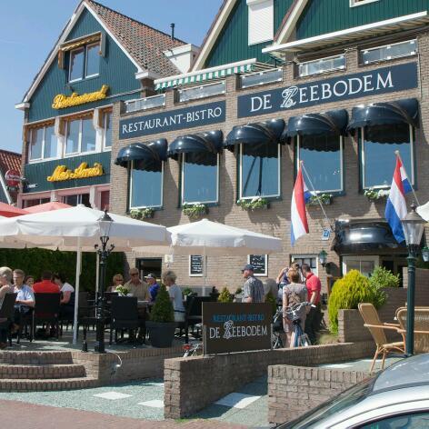 Restaurant-Bistro De Zeebodem