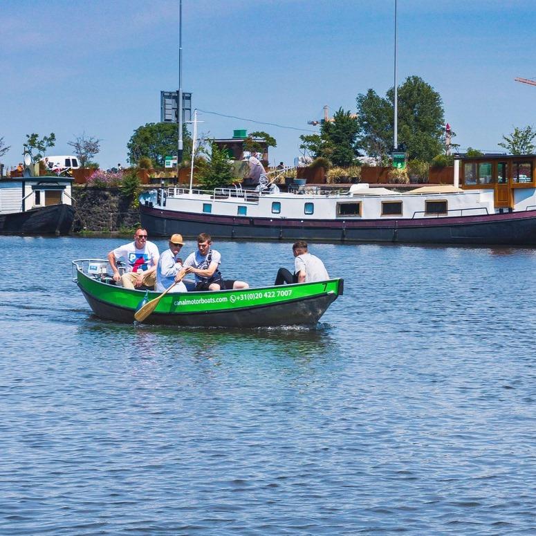 Groene boot