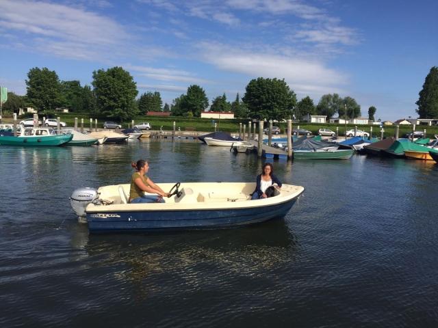Sportboot Nicky