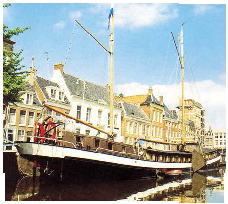 't Pannekoekschip Groningen