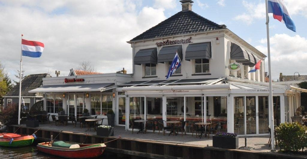 Café Restaurant de Gouden Leeuw