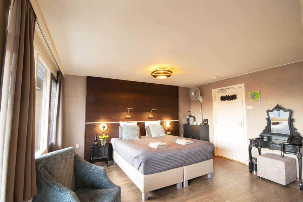 Luxe twin room