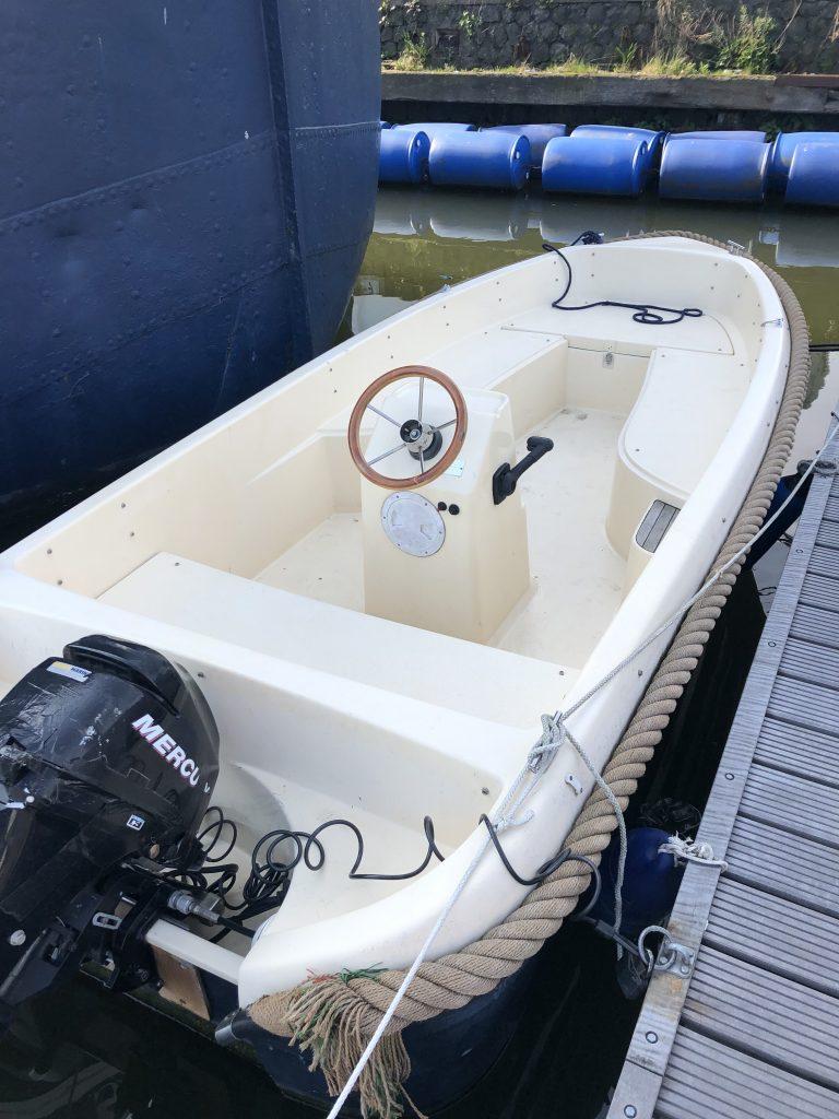 Motorboot Minimax
