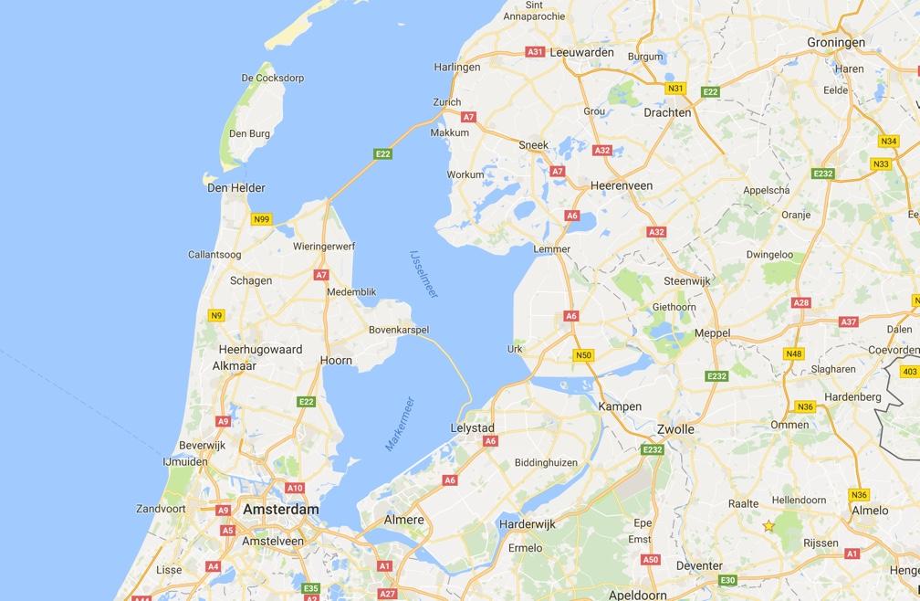 Wat is er zo bijzonder aan het IJsselmeer?