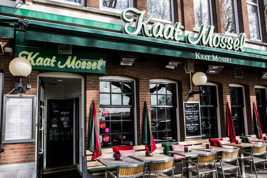 Brasserie Kaat Mossel