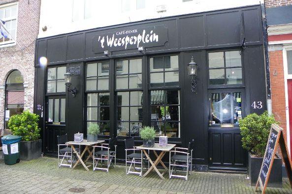 Café-Diner 't Weesperplein