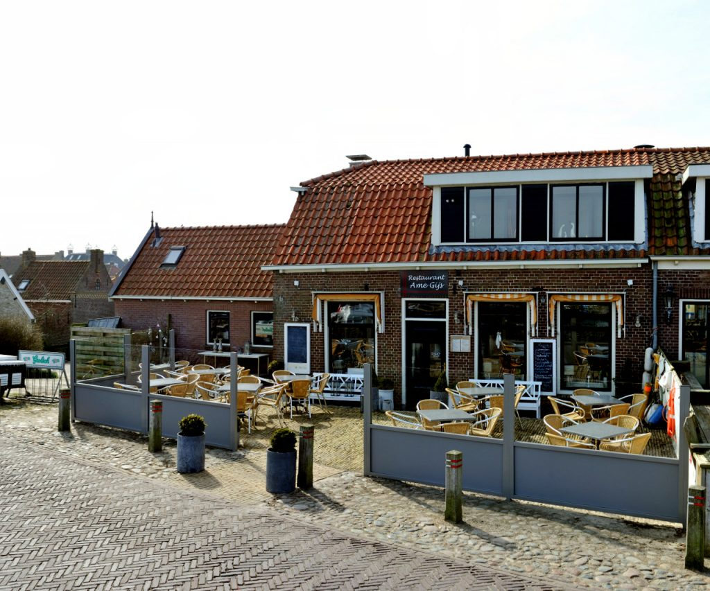 Café Restaurant Ame Gijs