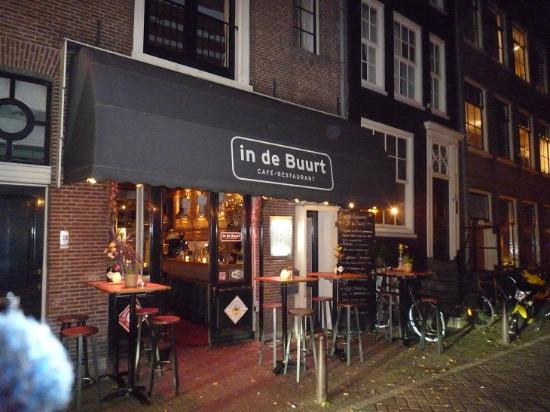 Café Restaurant In de Buurt