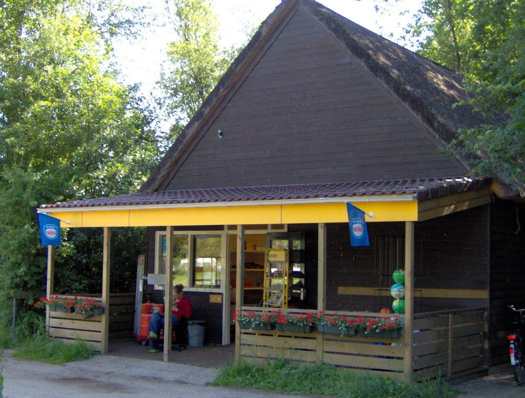 Campingwinkel Recreatiecentrum de Kluft