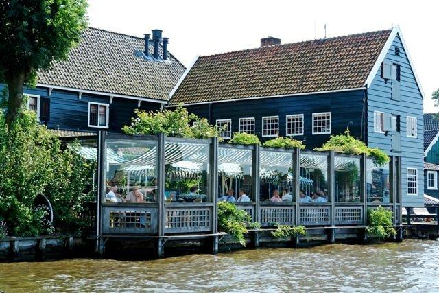 d' Swarte Walvis Restaurant en Brasserie