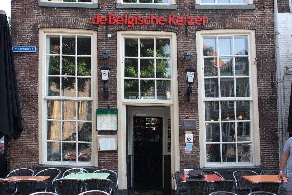 De Belgische Keizer