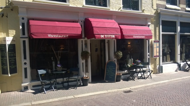 Visrestaurant De Tjotter