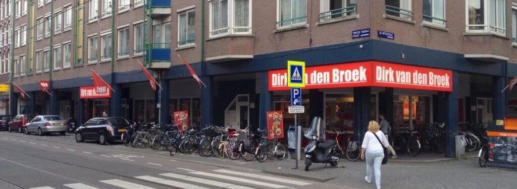 Dirk van de Broek 2e Nassaustraat