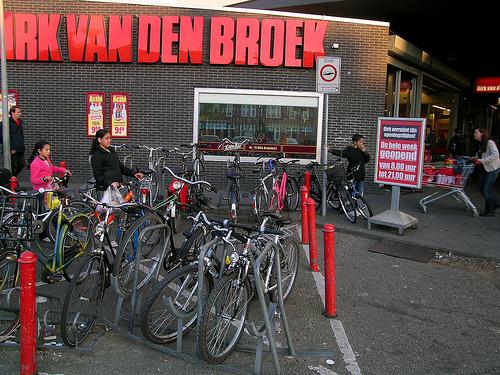 Dirk van den Broek Amsterdam Meeuwenlaan