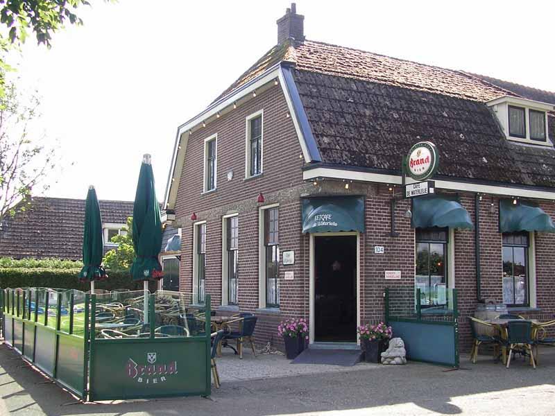Eetcafé de Waterlelie