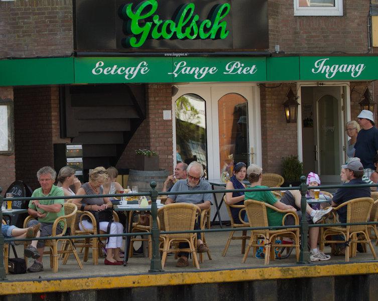 Eetcafé Lange Piet