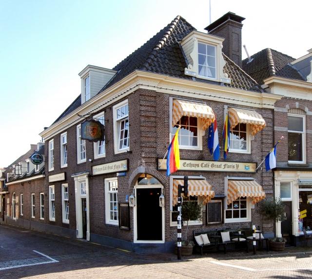 Eethuys Café Graaf Floris V