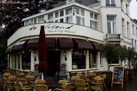 Grand café restaurant De Vriend