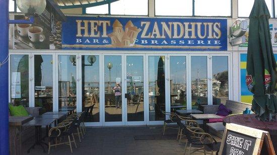 Het Zandhuis Bar Brasserie