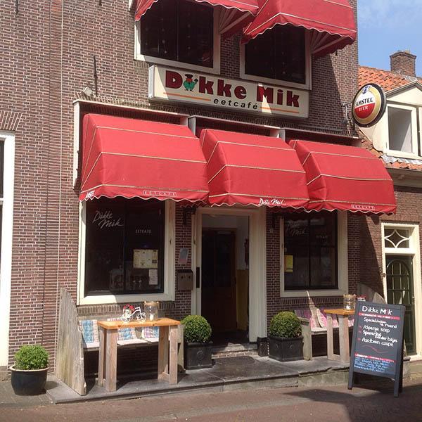Eetcafé Dikkemik