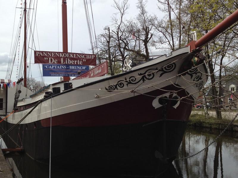 Pannenkoekenschip de Liberté