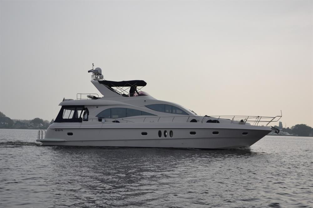 Majesty 66 Luxus: 20 meter luxe
