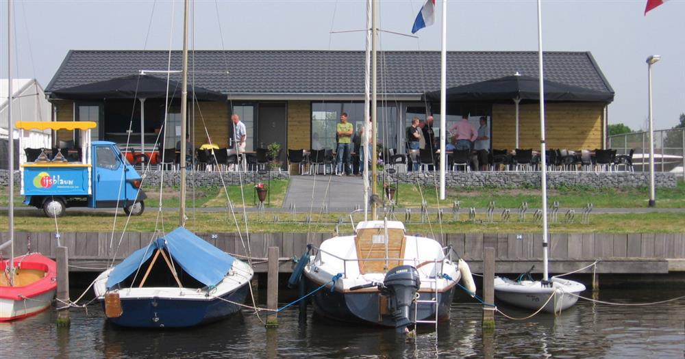 Paviljoen De Waternimf