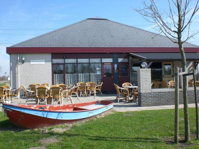 Café-restaurant- zaal Vissershang