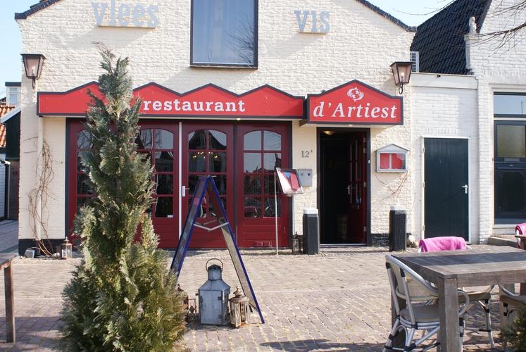 Restaurant d'Artiest