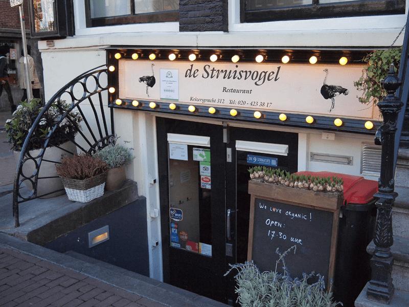 Restaurant de Struisvogel