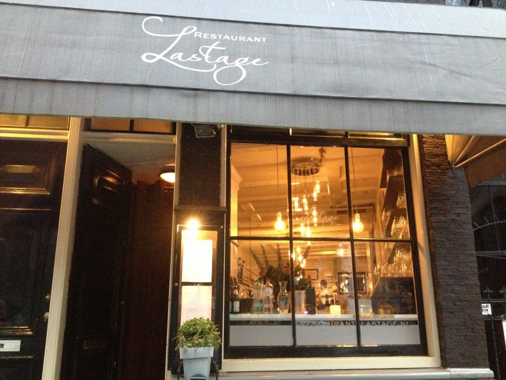 Restaurant Lastage